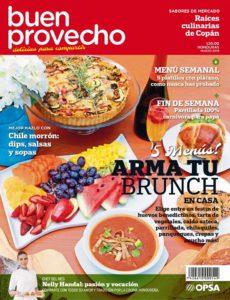 Suscríbete a tu revista Buen Provecho