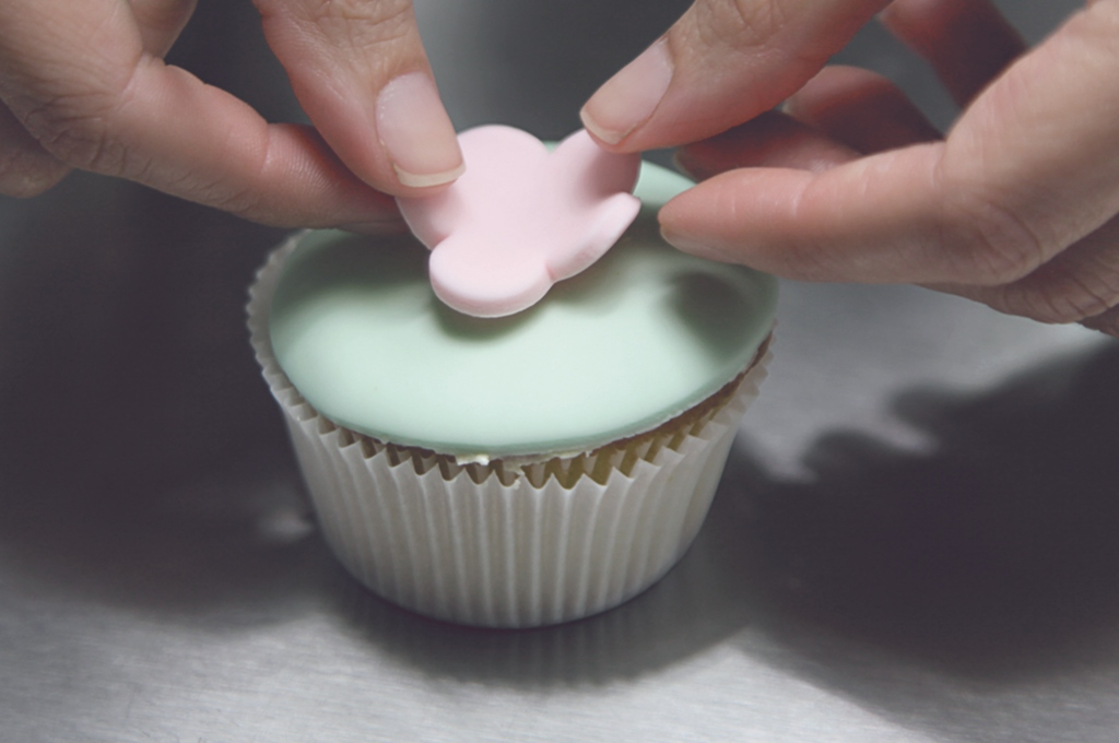 decoración fondant