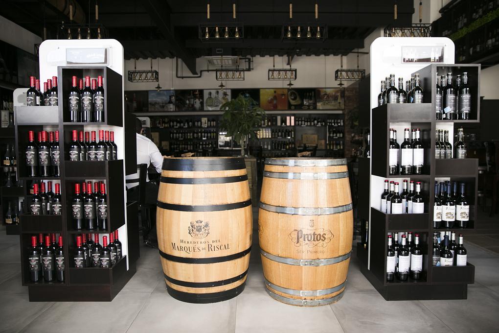 La variedad de vinos va acorde a cualquier gusto ¡ven a disfrutar!
