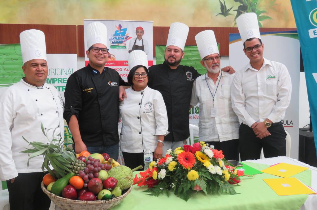 Competencia Sabores y Colores de San Pedro Sula