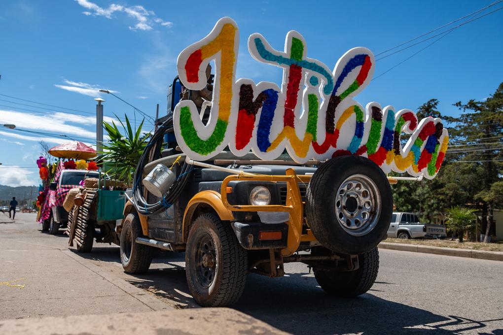Intibucá tienen mucho que ofrecer y con sus festivales da a conocer su cultura.