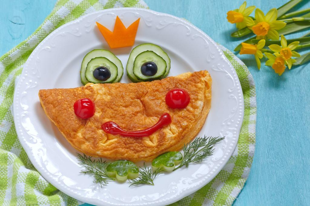 Omelette sapito