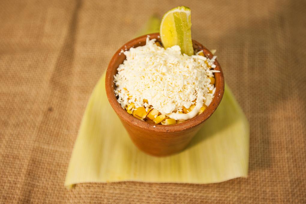 El maíz desgranado con limón es muy sabroso todo depende de que le añadas.