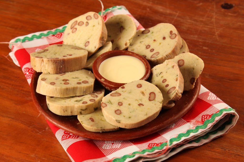 Estas delicias se pueden acompañar con mantequilla.
